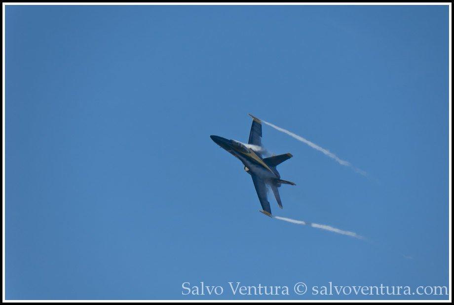 Blue Angels Air Show, San Francisco, 2011
