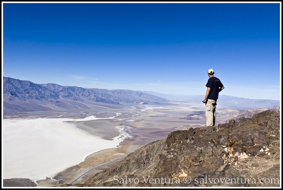 Dantes View, Death Valley Park, California
