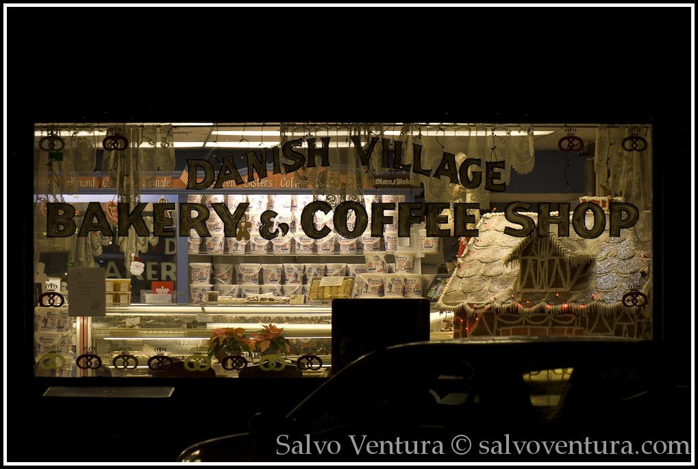 Solvang, Danish Village Bakery and Coffee Shop