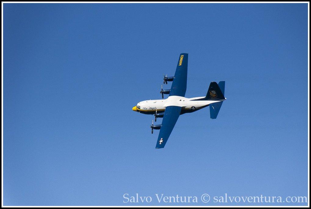 Fat Albert - San Francisco Fleet Week 2012