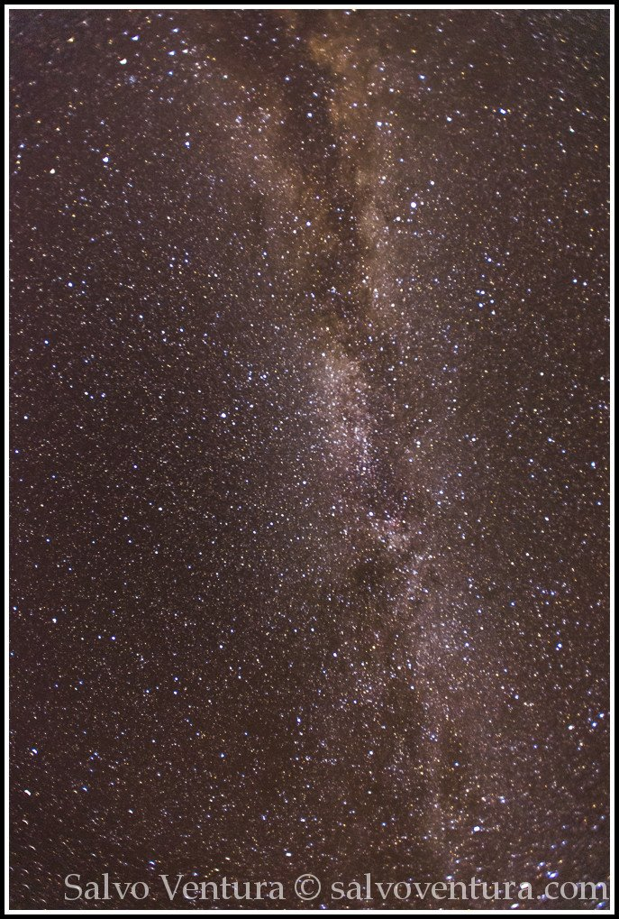Milky Way - Fisher Towers, Moab UT