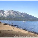 salvo ventura - Biking to Pope Beach, Lake Tahoe 01