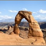 Delicate Arch - salvo ventura, Arches National Park, Moab, UT