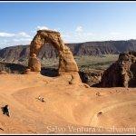 Delicate Arch - salvo ventura, Arches National Park, Moab, UT