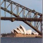 2016 March - Opera House and Harbour Bridge, Sydney, Victoria - Australia