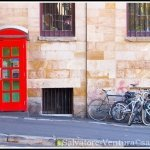 2016 March - Red Phone Booth at The Rocks, Sydney, Victoria - Australia
