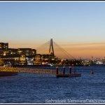 2016 March - Anzac Bridge, Sydney, Victoria - Australia