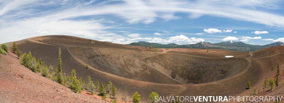Cinder Cone, Lassen Volcanic National Park