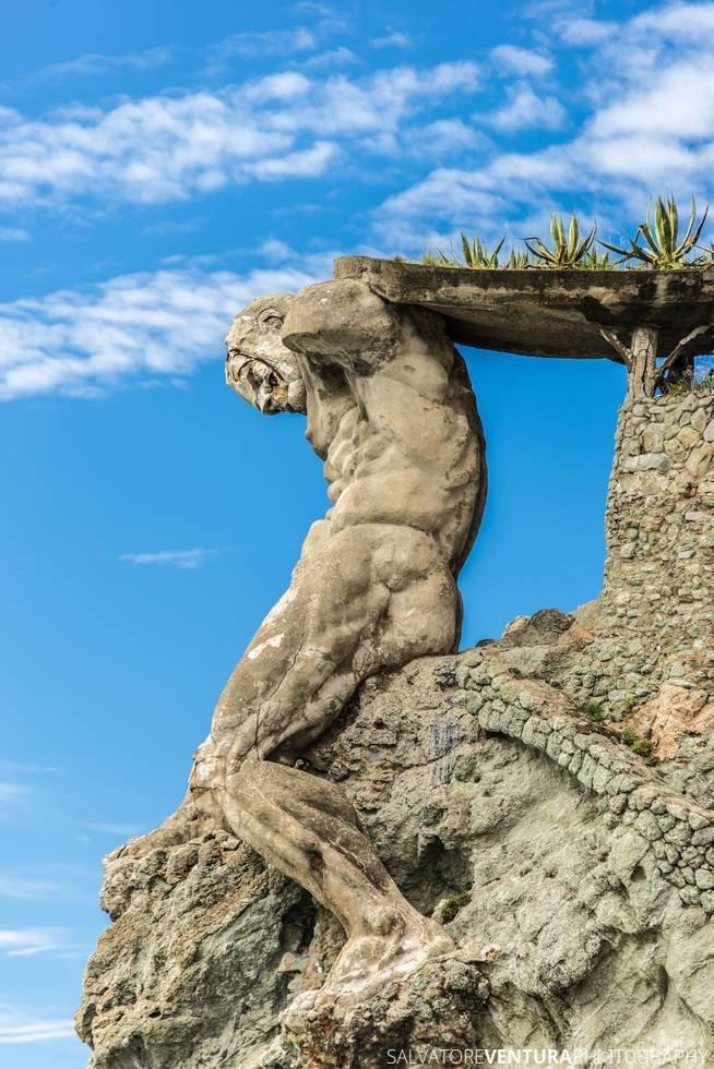 Il Gigante, Monterosso al Mare, Cinque Terre, Italy