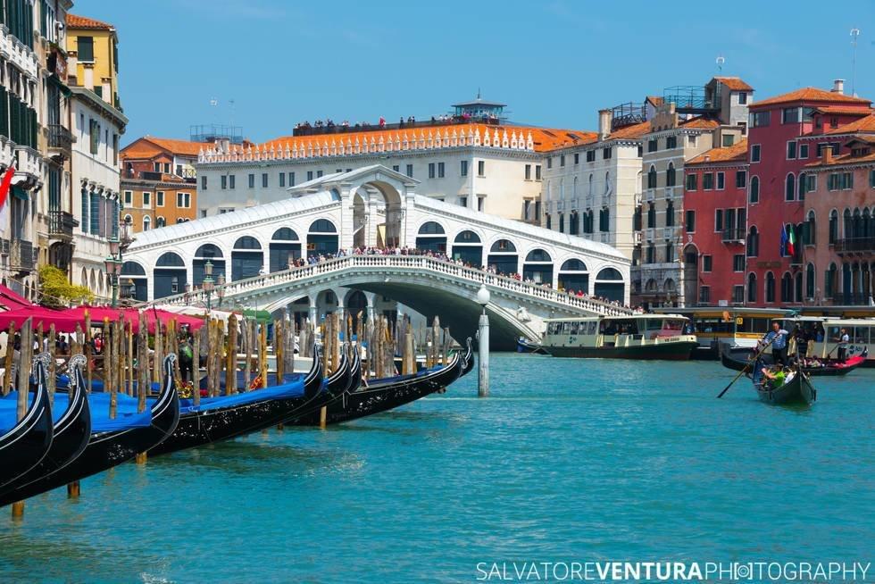 Ponte di Rialto, Canal Grande, Venezia