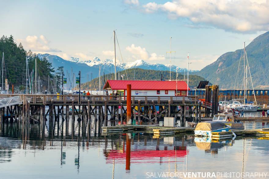 West Vancouver, Horseshoe Bay