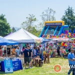 Family time at the 42nd Berryessa Art Festival - Advantage-Photography.com