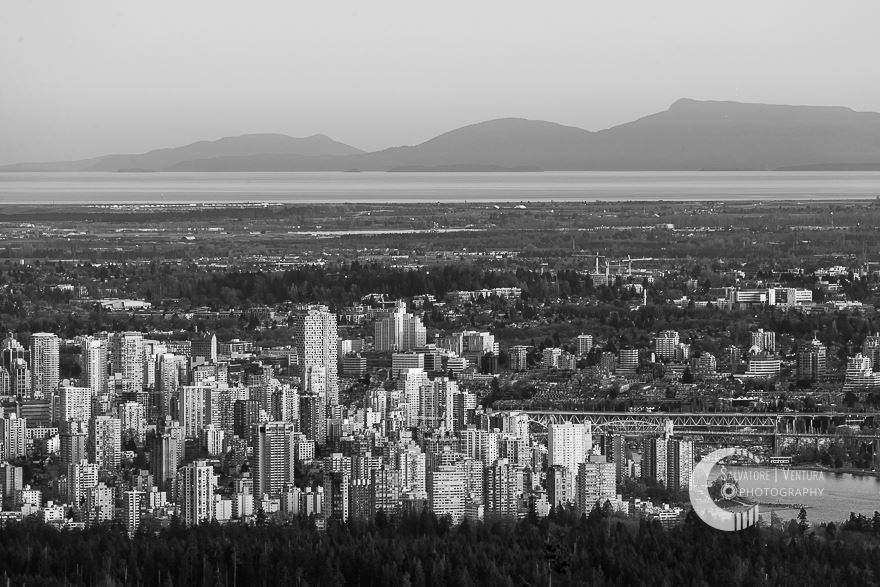Vancouver in Black&White