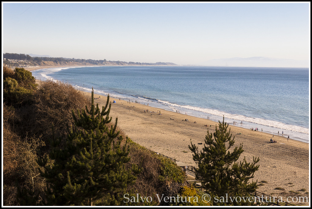 Seacliff State Beach, Aptos, California