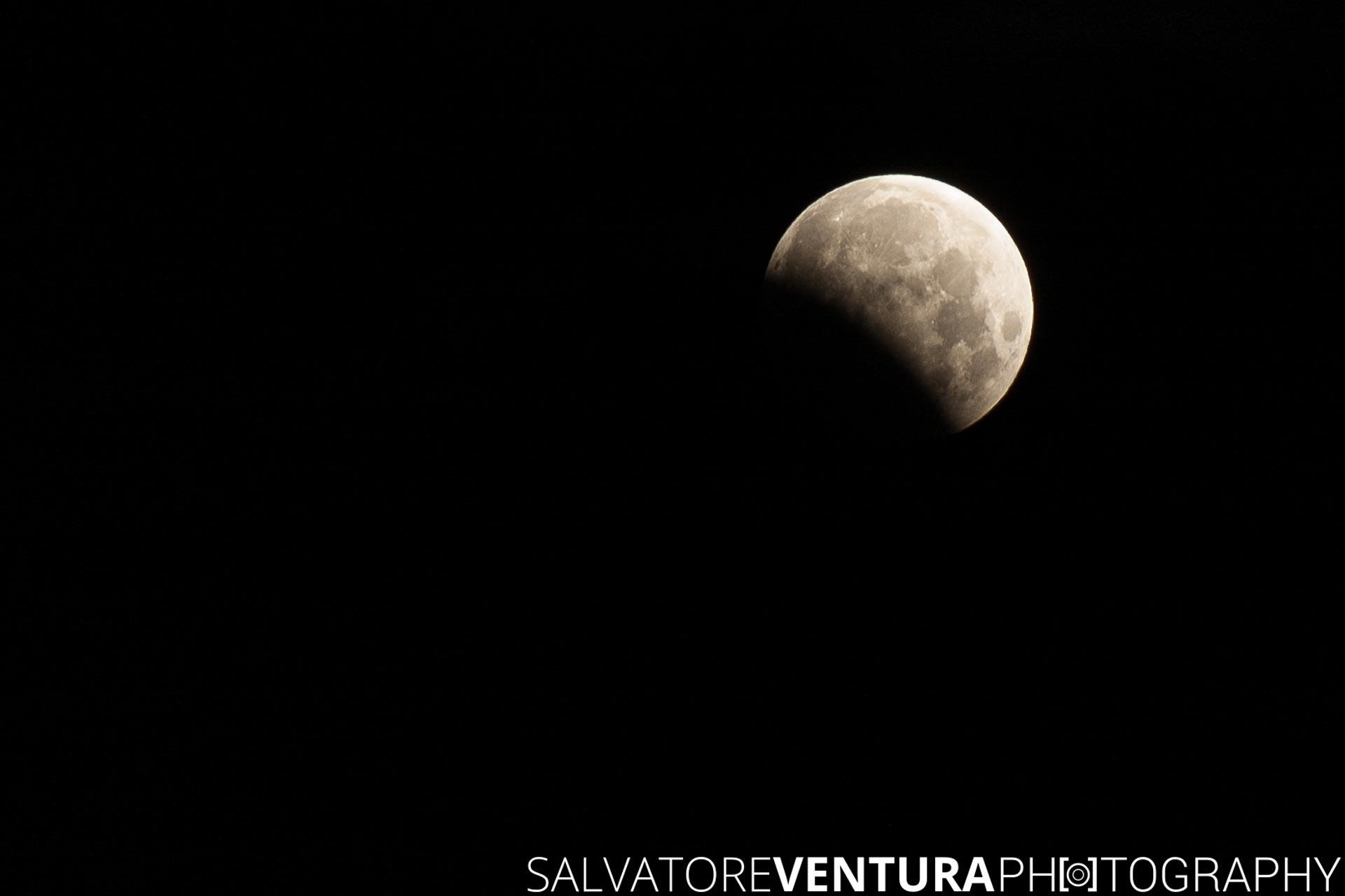 Lunar Eclipse 2018