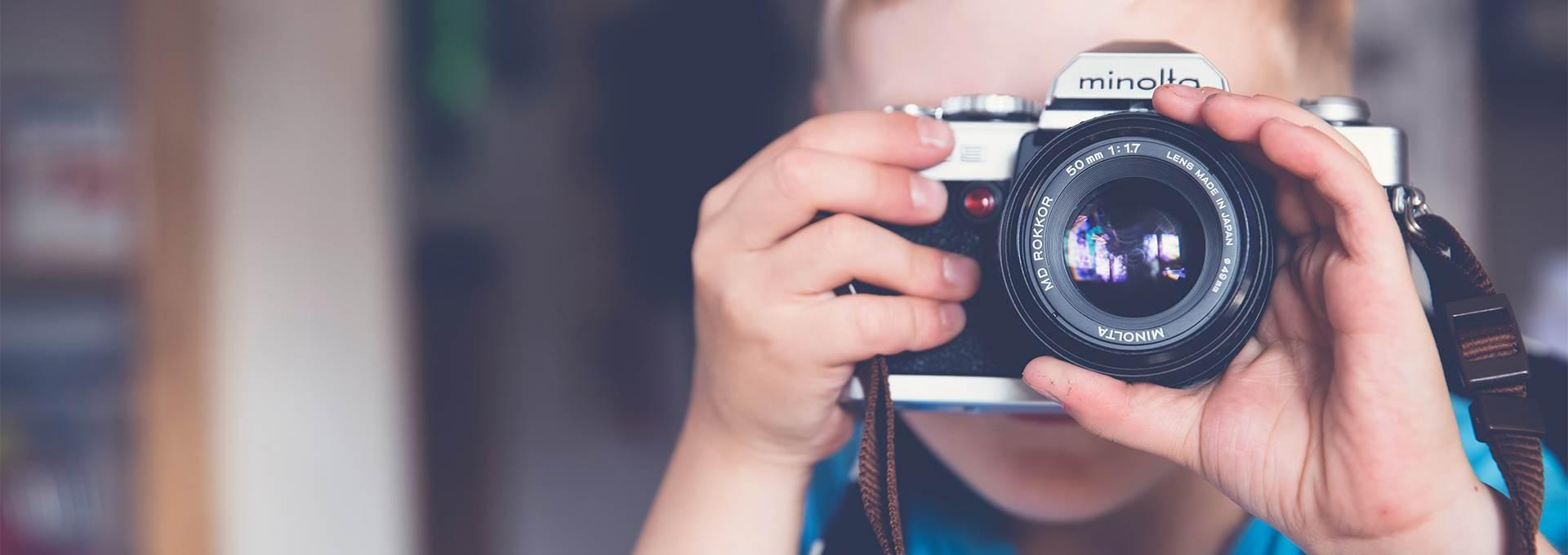 Salvatore Ventura Photography Education